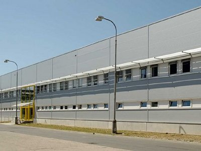 Mohelnice, New production plant