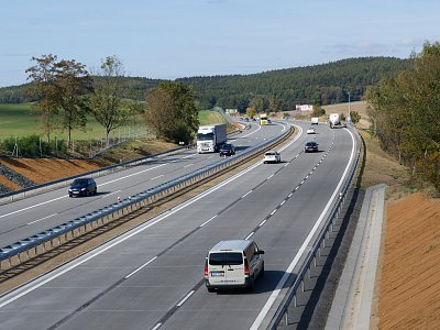 Upgrade of D1 Highway, Section 04, Ostředek - Šternov