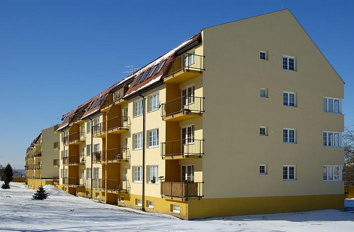 Prague, Apartment house Střížkov   HOCHTIEF CZ