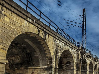 Prague, Reconstruction of Negrelli's Viaduct