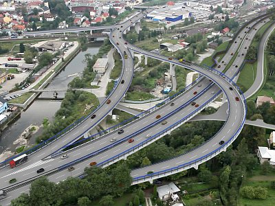 Čadca, D3 Highway, Section Bukov - Svrčinovec