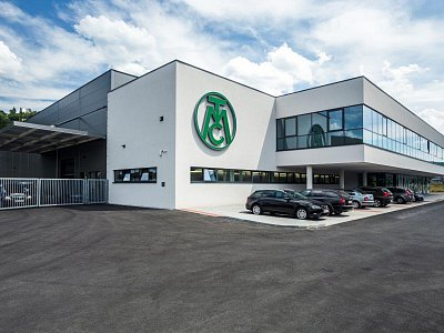 Vsetín, Manufacturing Plant of Mayer & Cie CZ, s.r.o.