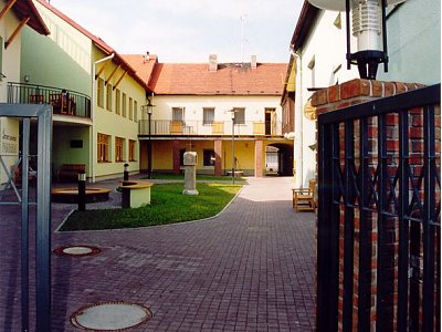 Netolice, Home for the elderly