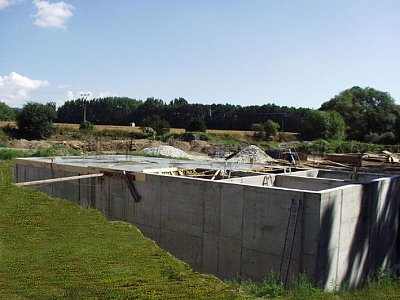 Katovice, Wastewater Treatment Plant and Sewer System